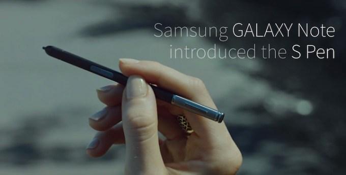 Samsung Galaxy Note 4 - S Pen