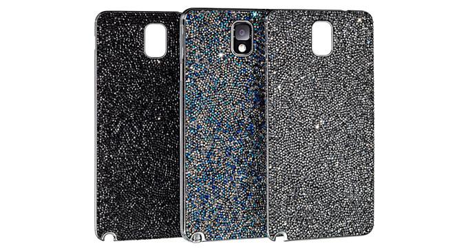 Samsung Galaxy Note 3 Swarovski covers