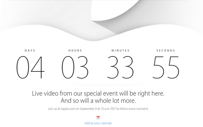Konfereencja Apple'a na żywo (online)