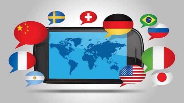 Aplikacje mobilne do nauki języków obcych