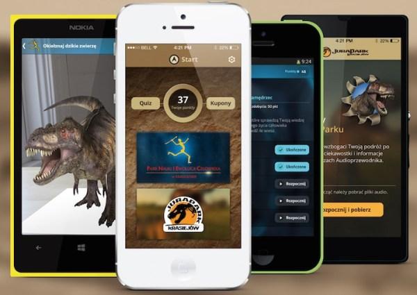 PaleoTest- mobilna podróż do prehistorii