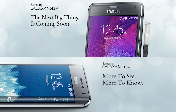 Samsung Galaxy Note 4 i Edge