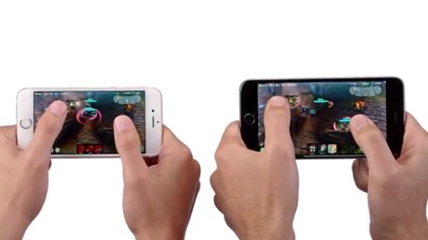 "Dwie nowe reklamy iPhone'a 6: ""Reservation"" i ""Gamers"""
