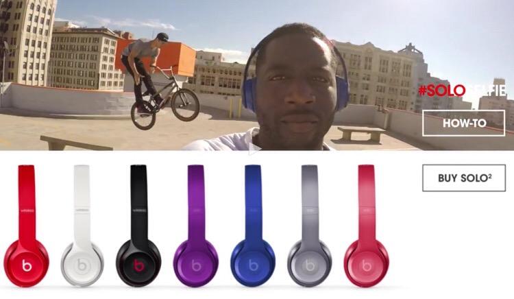 #SoloSelfie by Beats