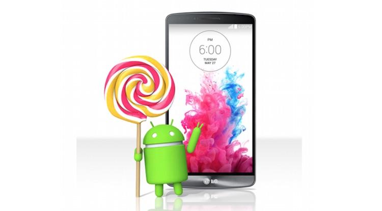 Aktualizacja Androida dla LG G3 w Polsce
