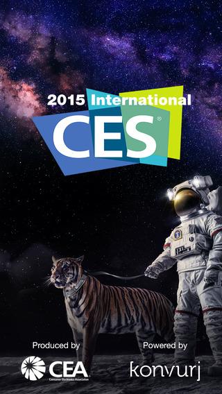 Aplikacja mobilna 2015 International CES