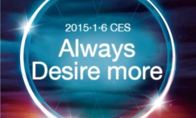 HTC Desire na CES 2015