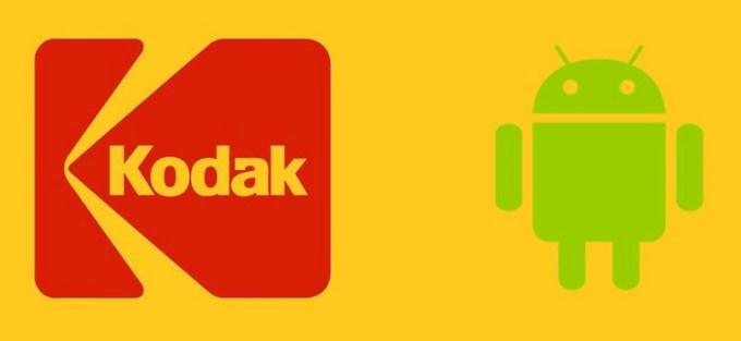 Kodak i Android