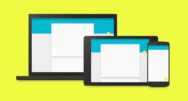 Material Design - przewodnik Google'a