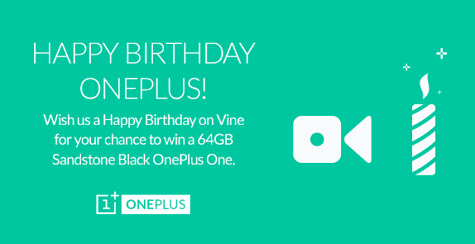 OnePlus One - 1 rok - konkurs