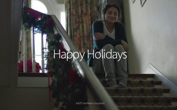 """Świąteczna reklama od Apple'a pt. """"The Song"""""""