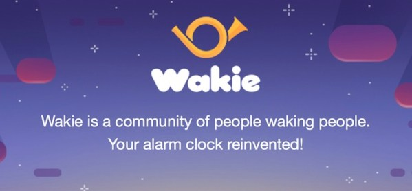 Wakie – niech obudzą Cię obcy ludzie