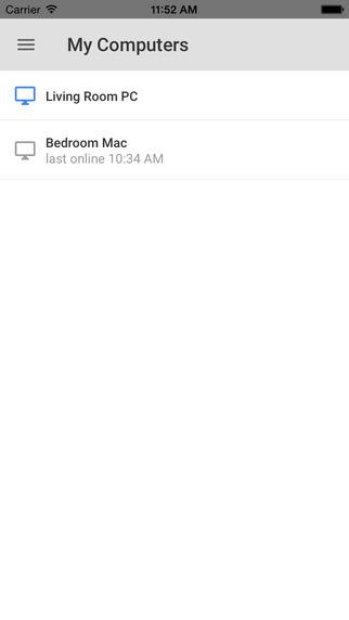 Chrome Remote Desktop - aplikacja
