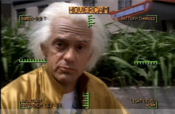 Hovercam - Powrót do przyszłości 2