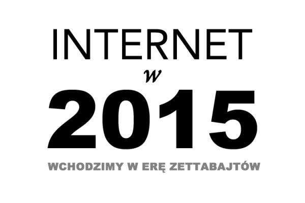 Internet w 2015 roku