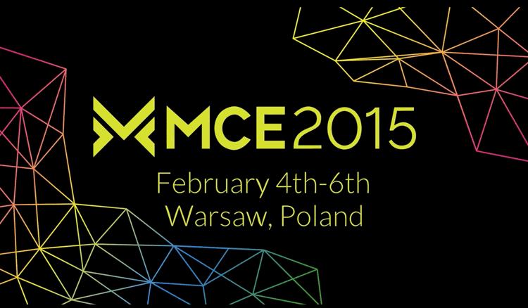 MCE 2015 logo