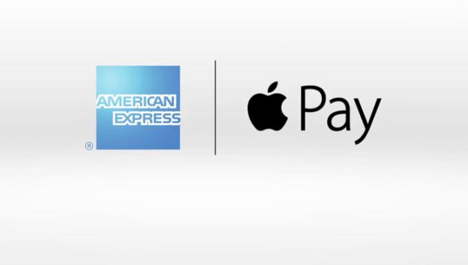 Reklama American Express z Apple Pay