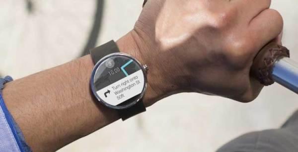 Zegarek z Android Wear i powiadomienia na iOS-ie