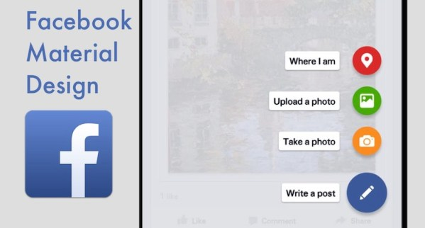 Facebook testuje aplikację w Material Design