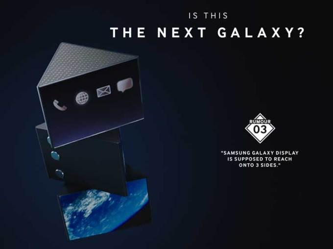 Samsung Galaxy S6 - oficjalna plotka 3