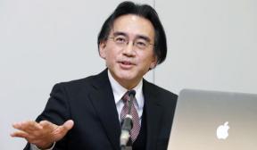 Satoru Iwata - prezes Nintendo