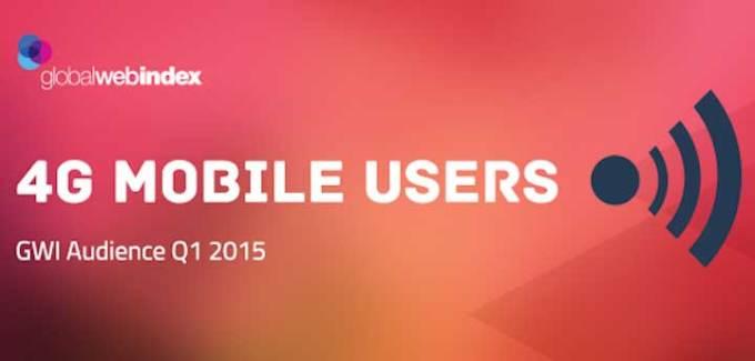 użytkownicy sieci 4G na świecie