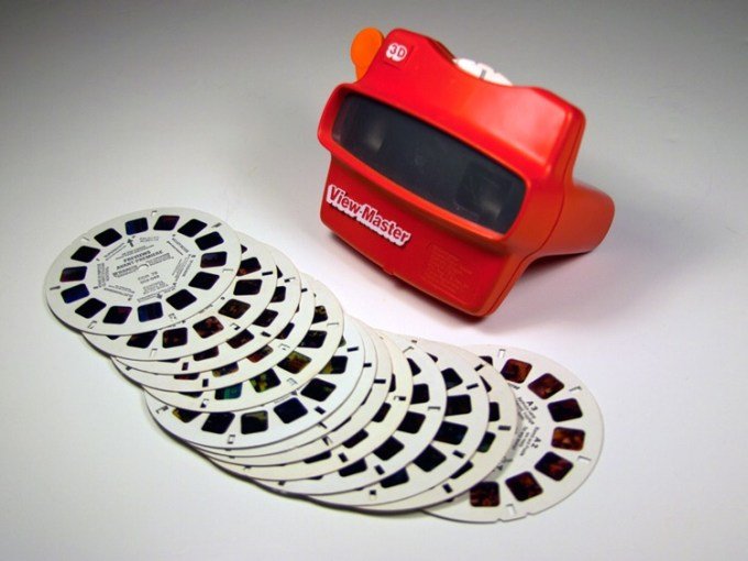 View-Master 3D Vie (stereoskop)