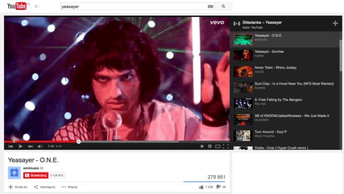 YouTube Mix