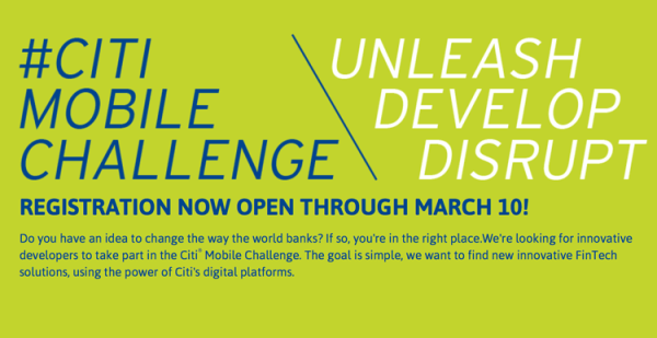 City Mobile Challenge – rejestracja do 10 marca!