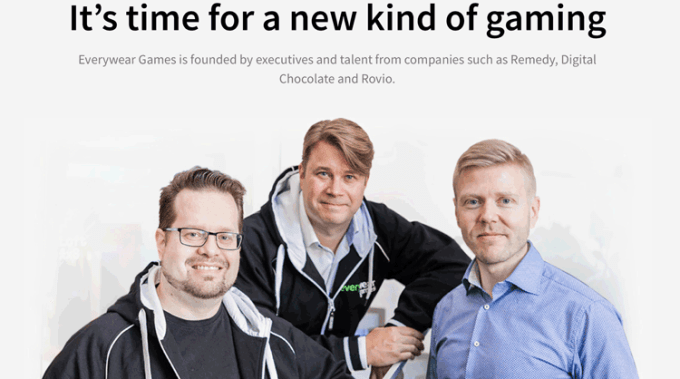 Założyciele Everywear Games