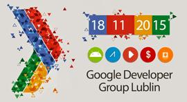 Google Developer Group - Lublin