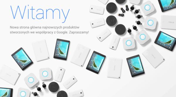 Google Store – nowy sklep internetowy Google'a