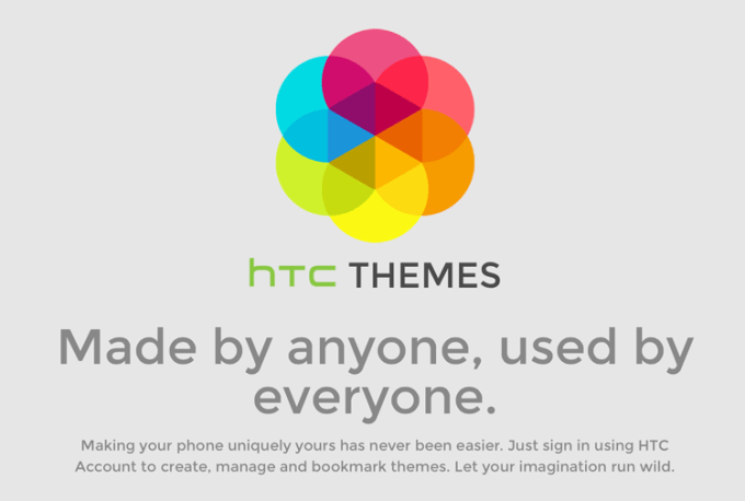 HTC Themes Maker