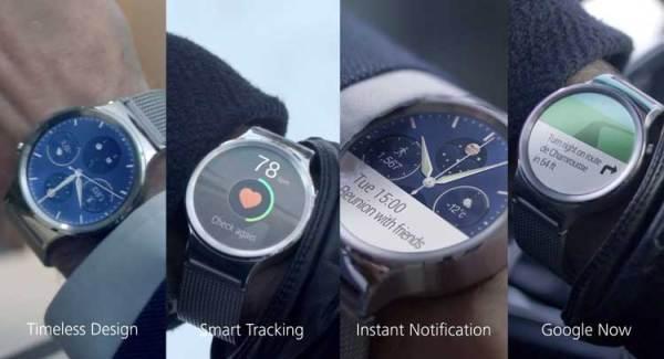 Huawei Watch już oficjalnie!