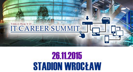 IT Career Summit Wrocław 2015