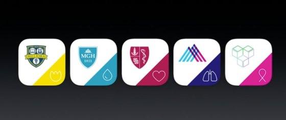 Nowe aplikacje dotyczące zdrowia w iOS 8.2