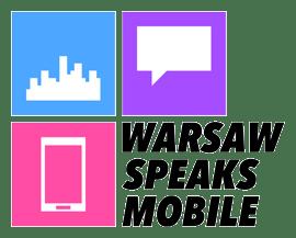 Warsaw Speaks Mobile - logo partnerzy