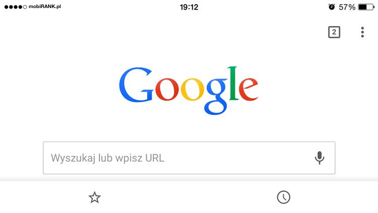 przyjazne mobilnie wyszukiwanie w Google
