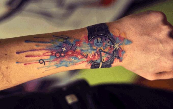 Tattoo Gate Apple Watch Nie Działa Poprawnie Na Tatuażu