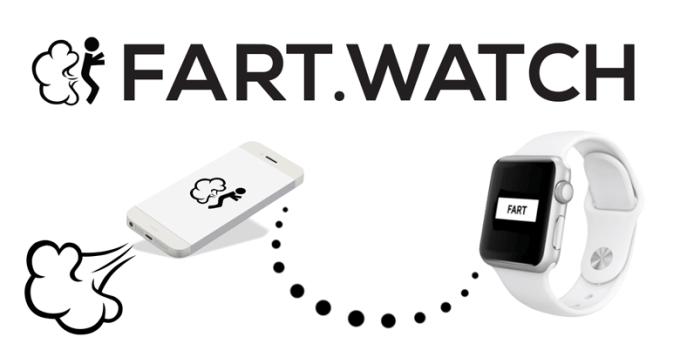Fart Watch - aplikacja na Apple Watcha