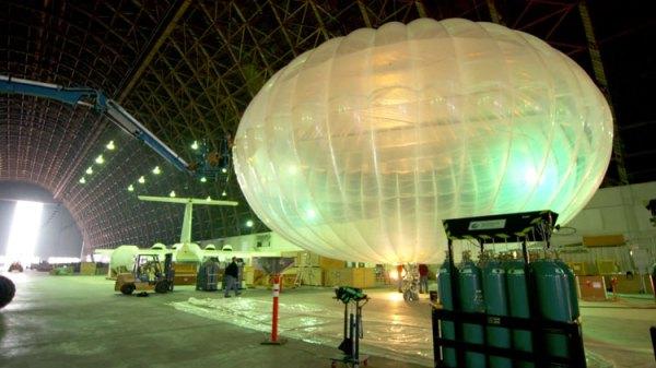 Balon z internetem mobilnym już prawie gotowy