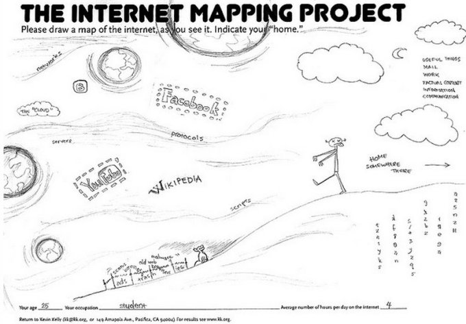 Internet Mapping Project (mapa 5)