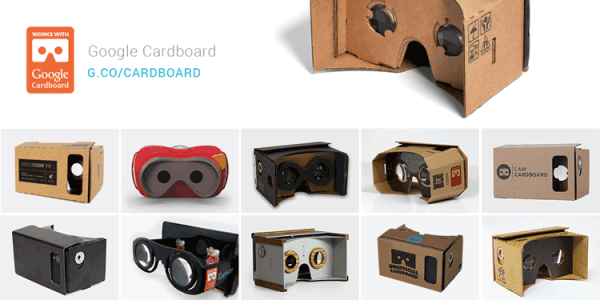 "Ruszył program ""Works with Google Cardboard"""