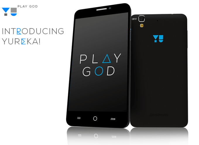 YUreka - smartfon firmy YU