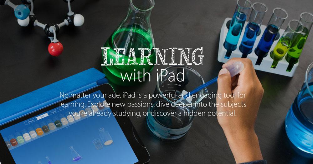 Everything changes with iPad - Edukacja