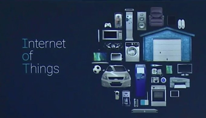 Google Internet of Things
