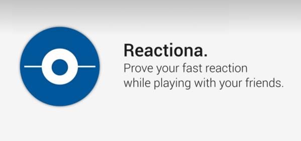 Reactiona – gra dla ludzi z dobrym refleksem