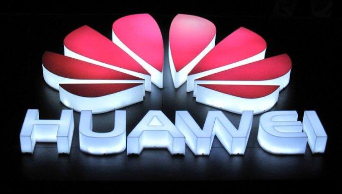 Huawei logo znak