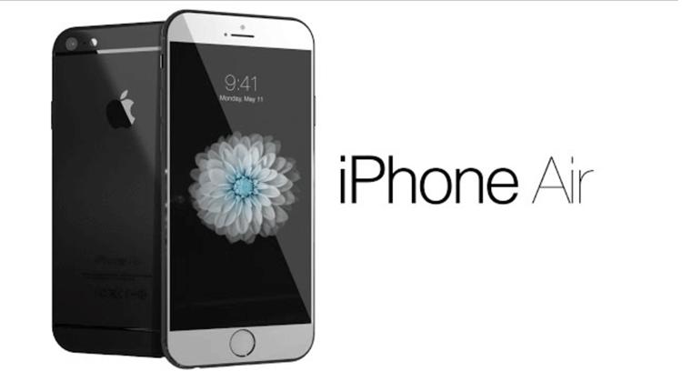 4-calowy iPhone Air - koncepcja