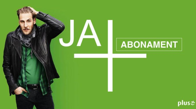 JA+ abonament Plus GSM